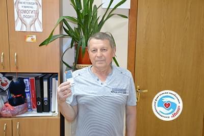 Новини - Медпрепарат для Степаненко В'ячеслава | Фонд Інна