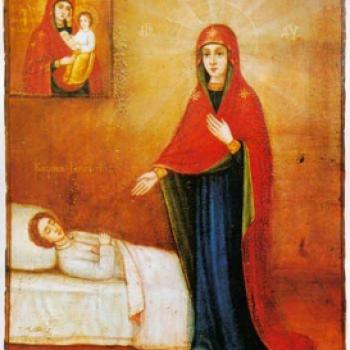 Духовная поддержка - Молитва Богородице о здравии | Фонд Инна