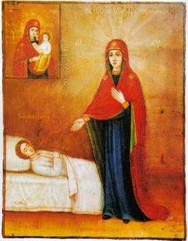 Духовная поддержка - Молитва Богородице о здравии   Фонд Инна