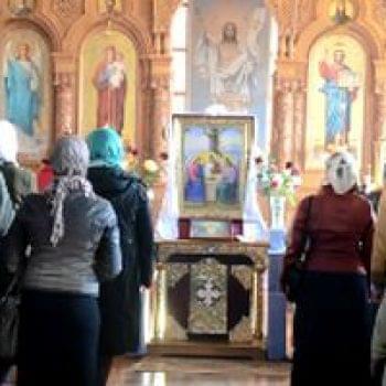 Фонд Инна - Молитва о здравии онкоболящих 11.06.2016