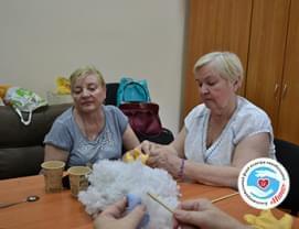 Новини - М'які іграшки як захист від хвороби | Фонд Інна