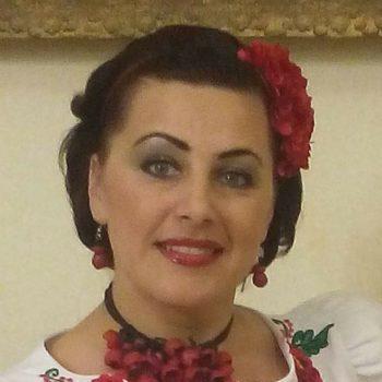 Журі та ведучі - НАУМЕНКО ОКСАНА (УКРАЇНА) | Фонд Інна