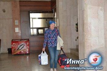 Новости - Очередная группа броварчан прошла реабилитацию | Фонд Инна