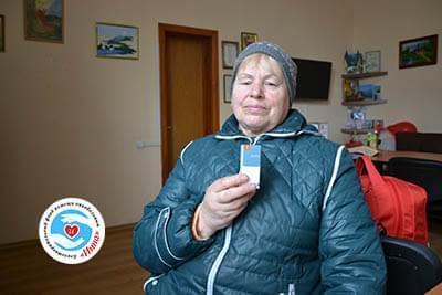 Новости - Очередное лекарство для Хомняк Евгении   Фонд Инна