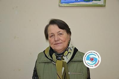 Їм потрібна допомога - Охтіна Антоніна Петрівна | Фонд Інна