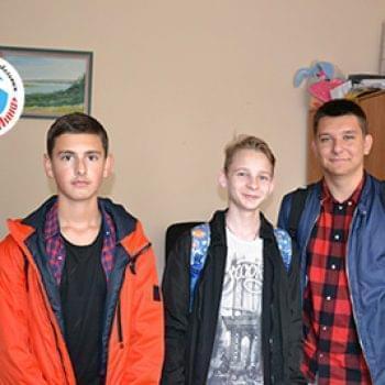 Акции - Отдыхай и помогай! Ученики БСШ № 7 протянули руку помощи | Фонд Инна - Благотворительный фонд помощи онкобольным