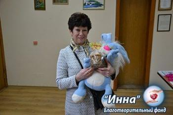 Галерея - Пасхальные куличи для подопечных Фонда! 07.04.2018   Фонд Инна