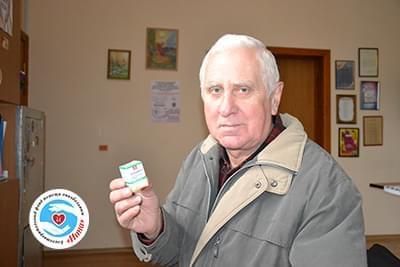 Новини - Передача препаратів для Ольги Литвак | Фонд Інна