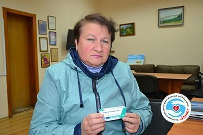 Новини - Передані препарати для Євгенія Варламова | Фонд Інна
