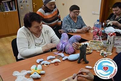 Новости - Подготовка к благотворительным ярмаркам началась | Фонд Инна