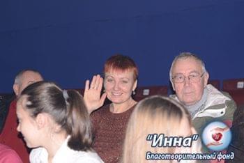 Галерея - Подопечные БФ «Инна» посетили цирк «Кобзов» 24.12.2016   Фонд Инна