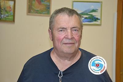 Їм потрібна допомога - Поліно Григорій Прокопович | Фонд Інна