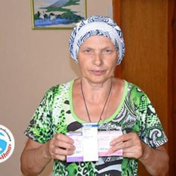 Новости - Помощь для Людмилы Булденко   Фонд Инна