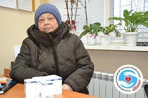 Новости - Помощь для Яроповецкой Людмилы   Фонд Инна