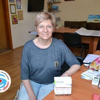 Новини - Допомога Ірині Лавровій | Фонд Інна