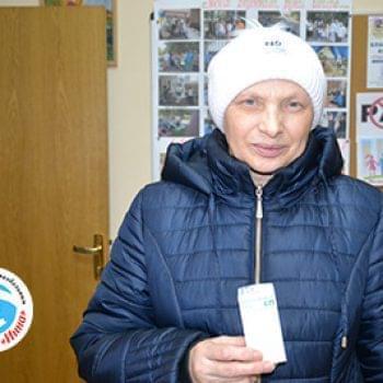 Новости - Помощь Людмиле Булденко   Фонд Инна