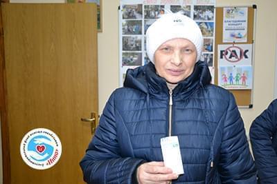 Новини - Допомога Людмилі Булденко | Фонд Інна