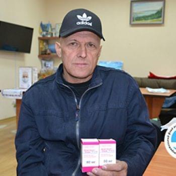 Новини - Допомога Володимиру Шавурському | Фонд Інна