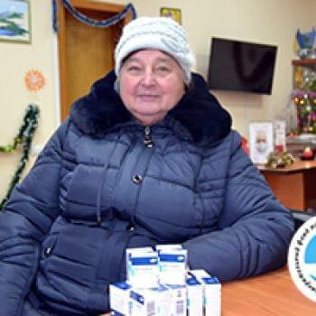 Новости - Помощь Зинаиде Маруняк | Фонд Инна