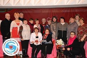 Новости - Праздник в ГКЦ «Прометей»   Фонд Инна