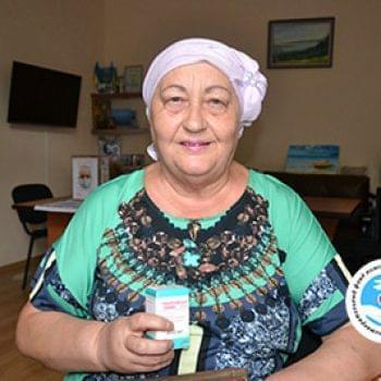 Новости - Препарат для Глебовой Людмилы | Фонд Инна - Благотворительный фонд помощи онкобольным