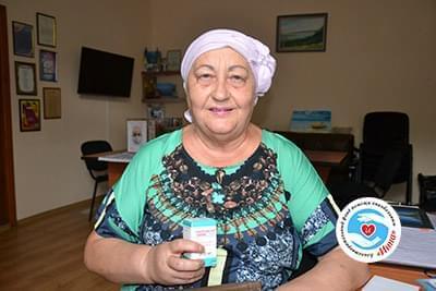 Новости - Препарат для Глебовой Людмилы | Фонд Инна