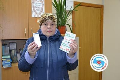 Новости - Препарат для Гнилуши Татьяны   Фонд Инна