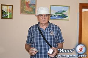 Новости - Препарат для Николая Онищенко | Фонд Инна