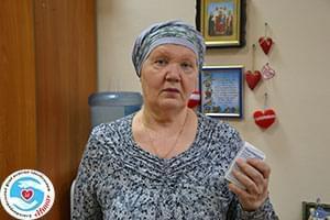 Новости - Препарат для Обуховой Марии | Фонд Инна