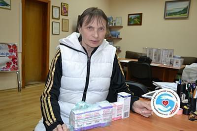 Новини - Препарати для Булденко Людмили | Фонд Інна
