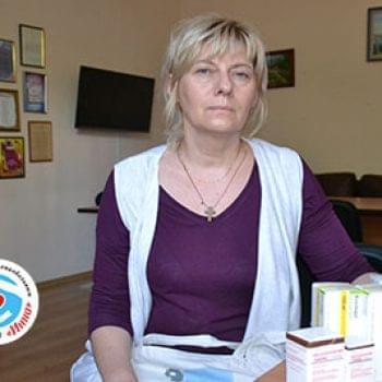 Новини - Препарати для Ірини Лаврової | Фонд Інна