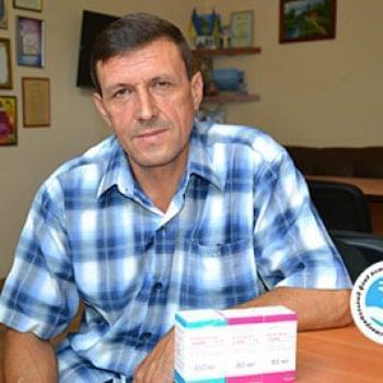 Новини - Препарати для Володимира Шавурського | Фонд Інна