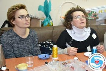 Новости - Прошел мастер-класс по изготовлению сережек | Фонд Инна