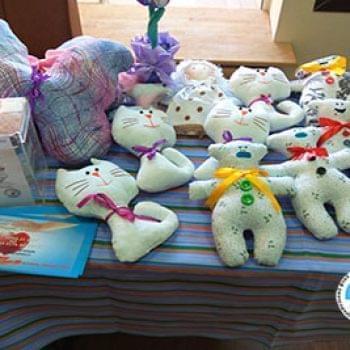 Акции - Прошла благотворительная ярмарка в «Броварской детской школе искусств» | Фонд Инна - Благотворительный фонд помощи онкобольным