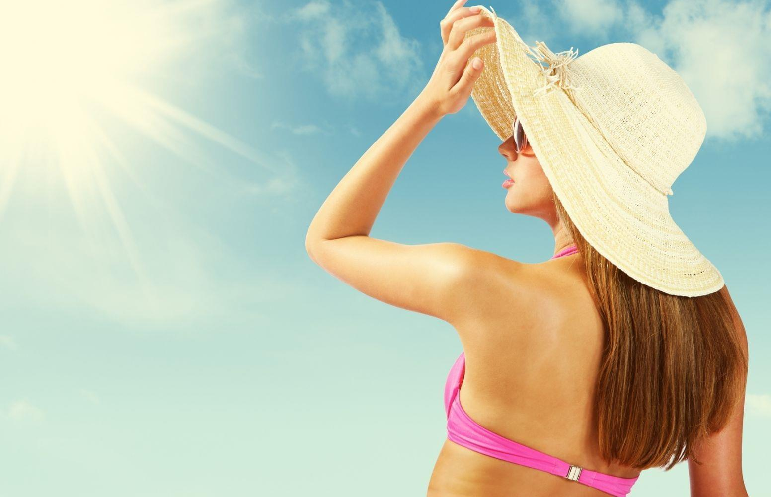 Новини - Рак шкіри або гарну засмагу. Думайте самі | Фонд Інна