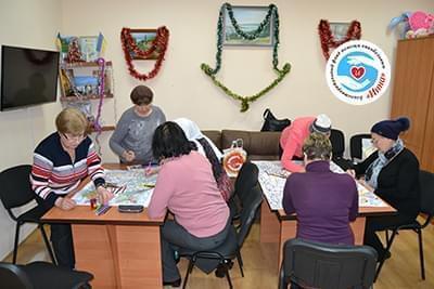 Новости - Раскраски как средство реабилитации | Фонд Инна