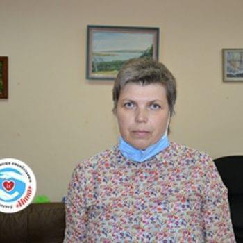Їм потрібна допомога - Сайко Марина Іванівна | Фонд Інна