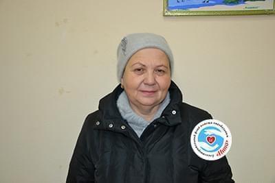 Їм потрібна допомога - Шинкарьова Галина Андріївна   Фонд Інна