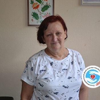 Їм потрібна допомога - Скуратовська Людмила Михайлівна | Фонд Інна