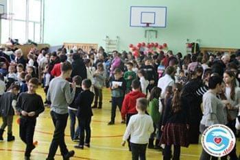 Галерея - У гімназії С.І.Олейніка пройшов благодійний ярмарок 05.02.2019 | Фонд Інна