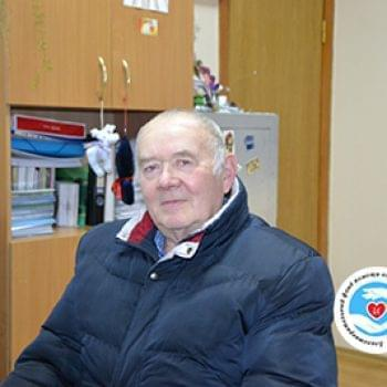 Новини - Василь Троценко пройшов обстеження | Фонд Інна