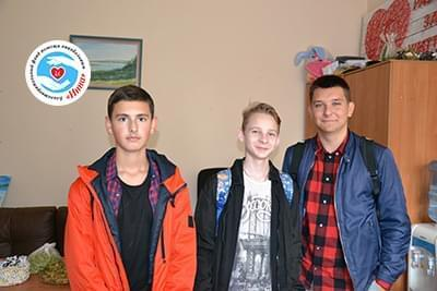 Новини - Відпочивай і допомагай! Учні БСШ № 7 простягнули руку допомоги | Фонд Інна