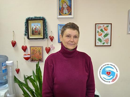Їм потрібна допомога - Воробйова Лариса Володимирівна | Фонд Інна