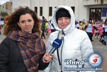 Новости - WorldCancerDay в Броварах | Фонд Инна