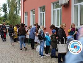 Новости - Ярмарка «Смакота» в гимназии им. С. Олейника в пользу Фонда «Инна» | Фонд Инна