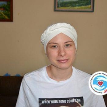 Їм потрібна допомога - Жигулова Валерія Олександрівна | Фонд Інна