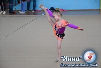 Новини - Чемпіонат Броварів з гімнастики в рамках СЛМ «Sport cherity Inna-brovary» завершено | Фонд Інна