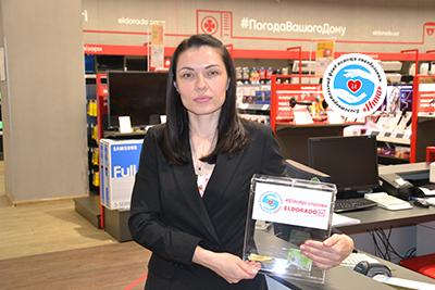 Новини - Благодатна ініціатива від Тетяни Троценко. ВІДЕО | Фонд Інна