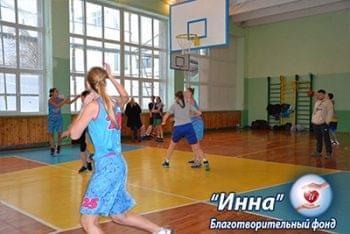 Новини - Турнір зі стрітболу «Inna-Brovary» завершено | Фонд Інна
