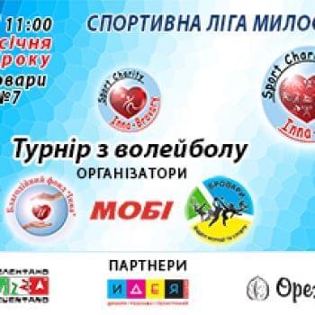 Новости - Уже скоро благотворительный турнир по волейболу! | Фонд Инна